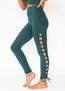 Lia Legging in Balsam Heather*