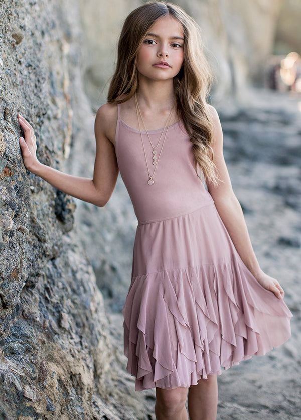*NEW* Liv Dress in Dusty Lilac