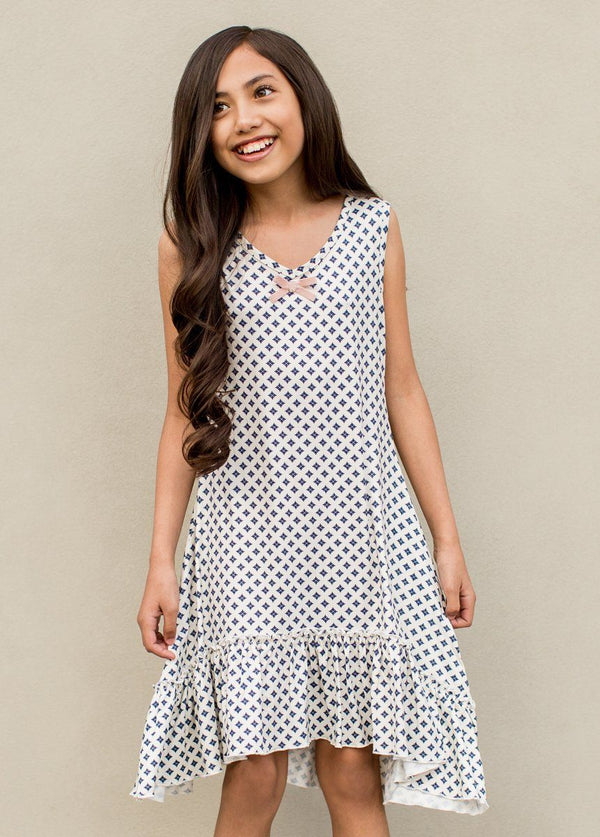 *NEW* Lulu Nightgown in Diamond Geo