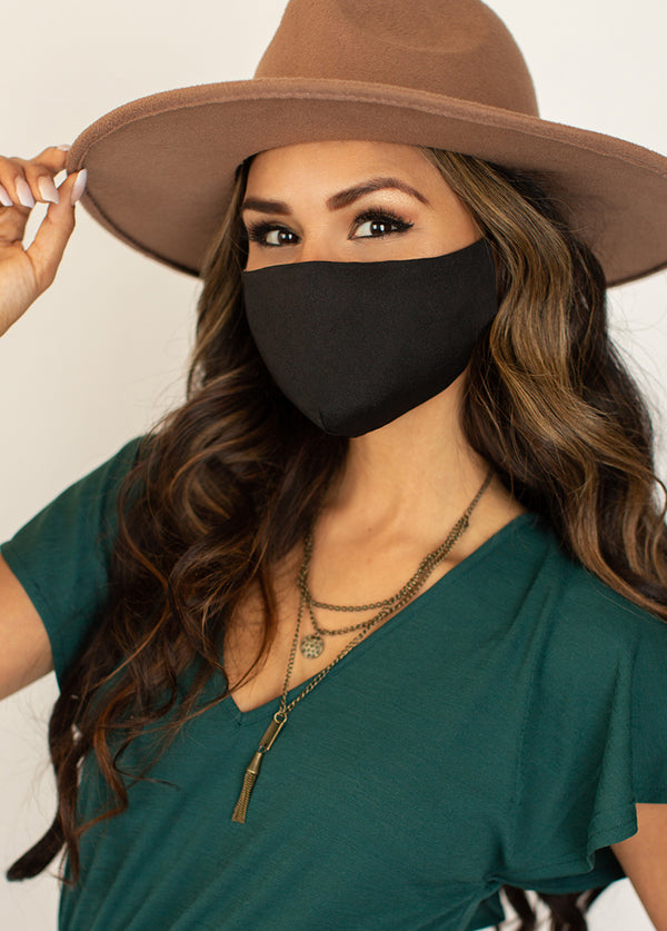 *NEW* Women's Arminda Mask Set in Ponderosa & Washed Black