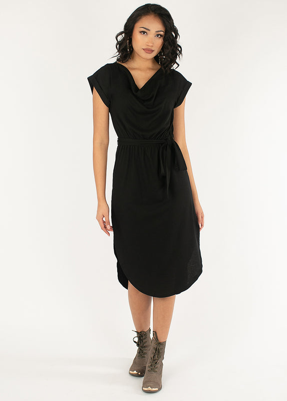 *NEW* Marnie Dress in Black