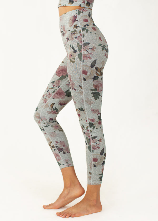 *NEW* Calina Legging in Heather Floral