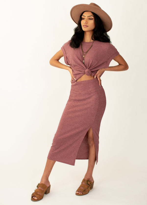 *NEW* Whitley Set in Heather Mauve