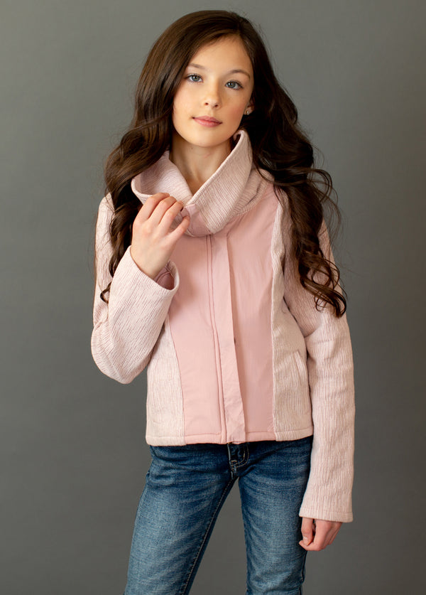*NEW* Greer Jacket in Rose Smoke