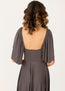 *NEW* Alana Dress in Charcoal