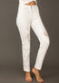 *NEW* Clancy Denim in White