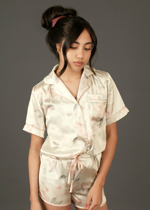 *NEW* Jazzy Pajamas in Faded Floral