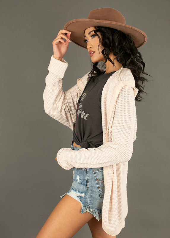 *NEW* Okalla Cardigan in Cream