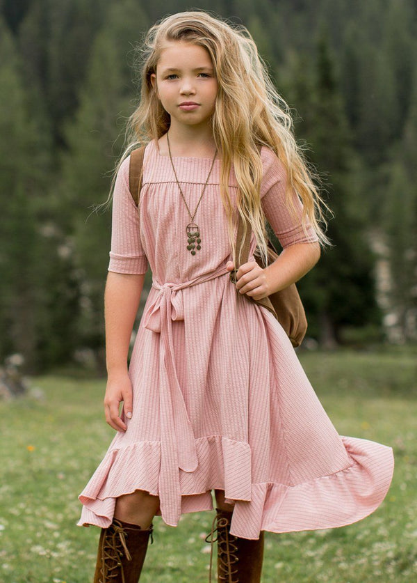 *NEW* Penelope Dress in Blush
