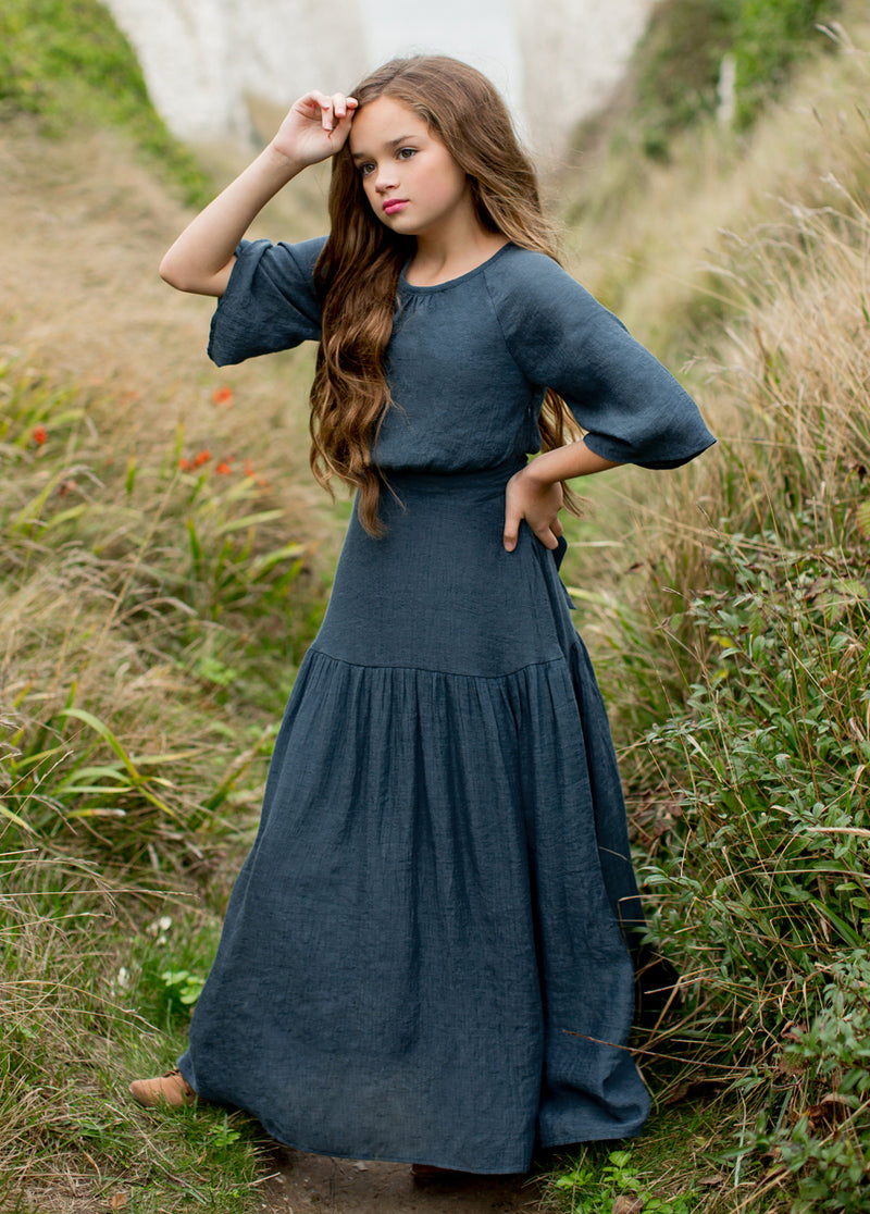 *NEW* Phoebe Maxi Dress in Deep Teal