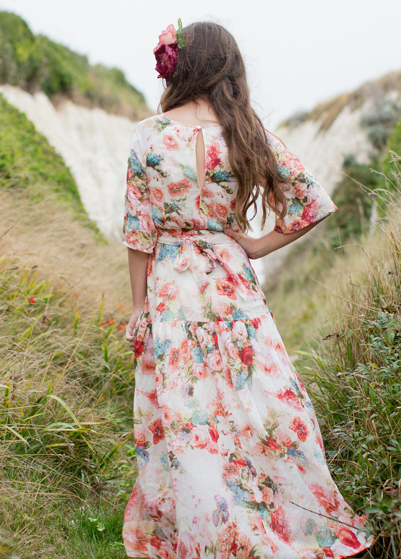 *COMING SOON* Phoebe Maxi Dress in Floral