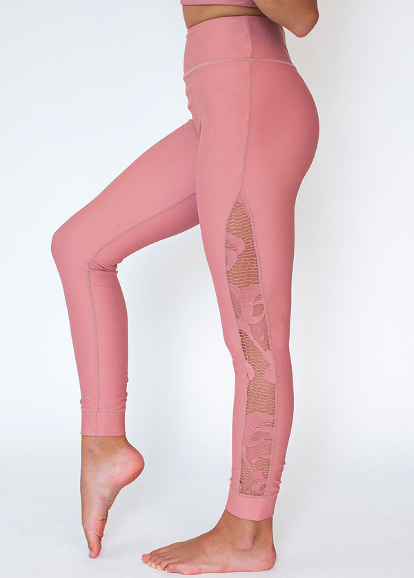 *NEW* Ryleigh Legging in Withered Rose