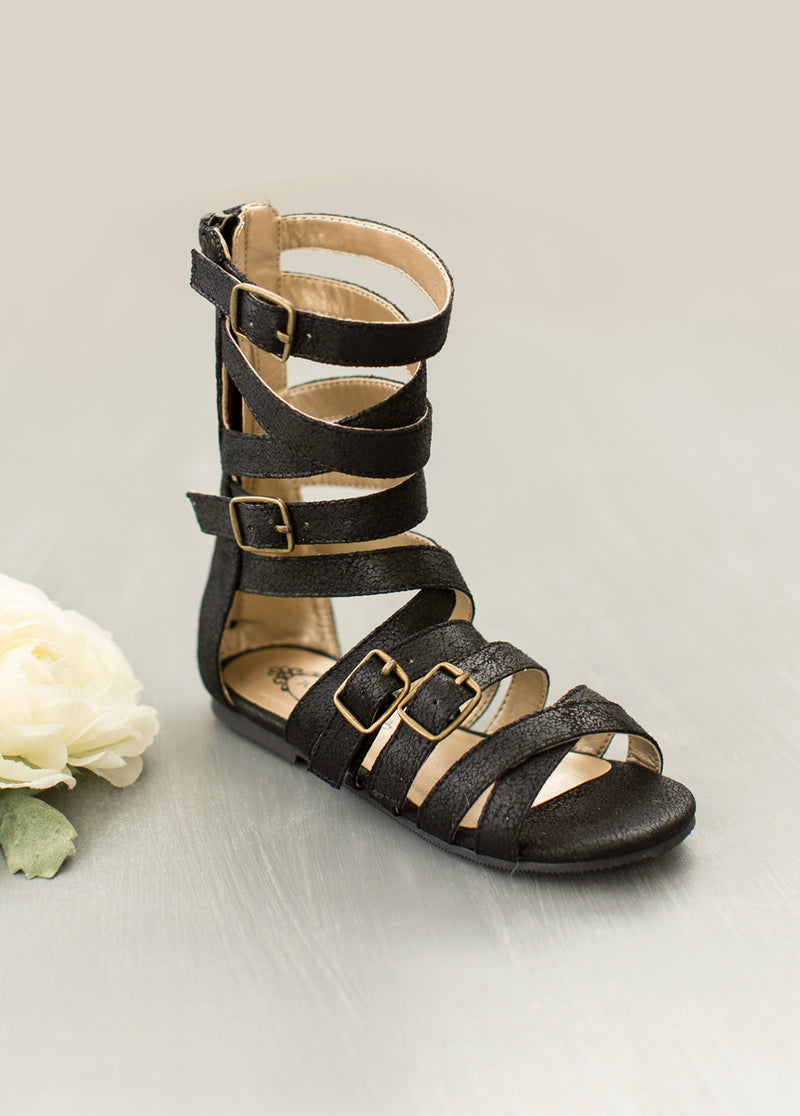 Sherra Gladiator in Black