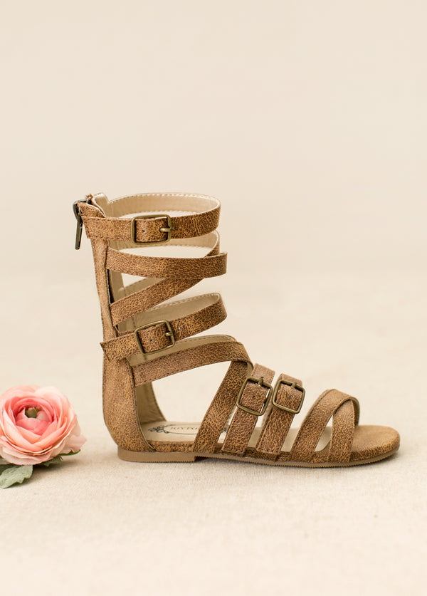 Sherra Gladiator in Tan