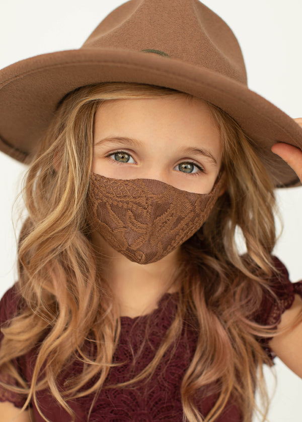 *NEW* Boho Mask Set in Dusty Pink