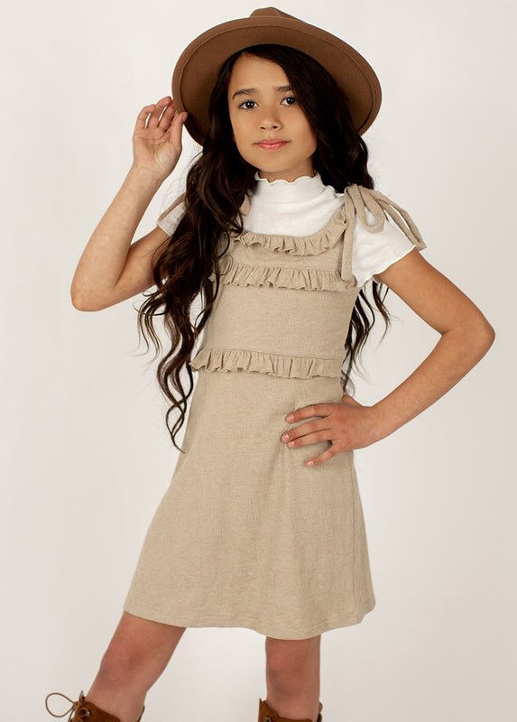 *NEW* Winson Dress in Simply Taupe