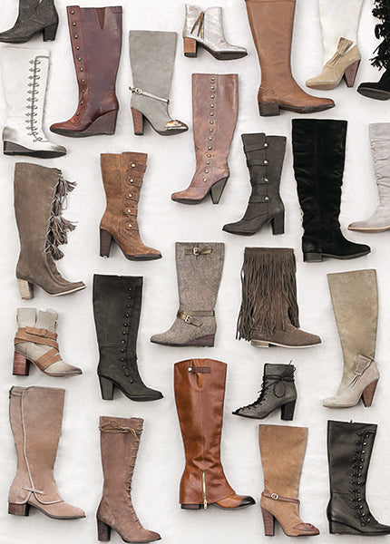 *NEW* Women's Boots Sample Box