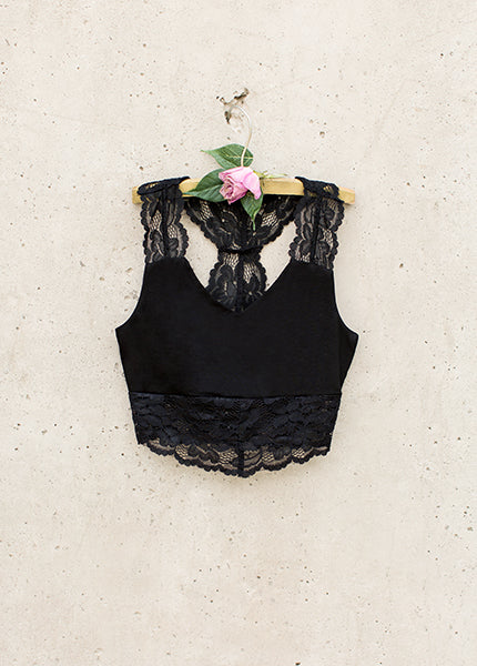 Yarrow Cami in Black