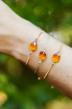 Load image into Gallery viewer, Crystal Arm Candy - Citrine