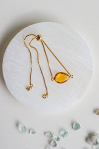 Crystal Arm Candy - Citrine