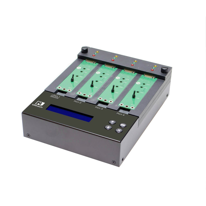 M.2 NVMe Duplicator & Sanitizer - Low Volume