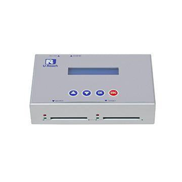 CF / CFAST Duplicator & Sanitizer