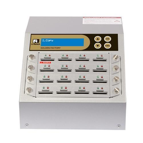 SD/MicroSD Duplicator & Sanitizer - High Volume