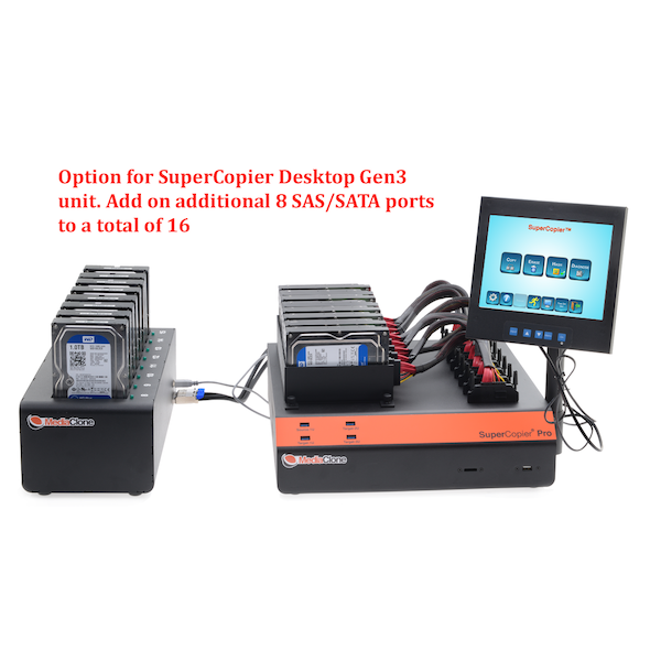 SuperCopier - IT Desktop Duplicator / Sanitizer