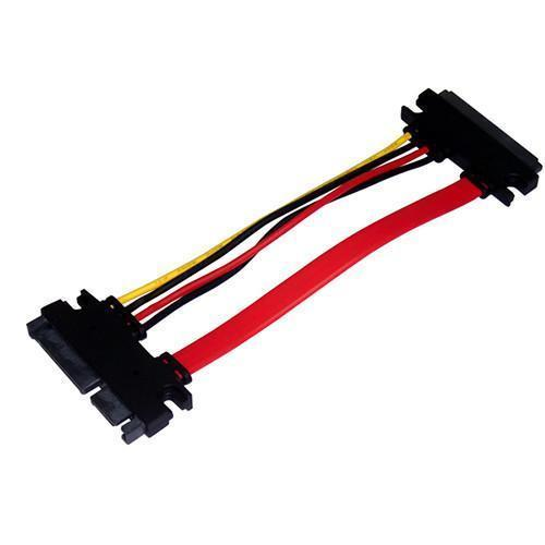 SATA Cable 22-pin Female To Male 4""