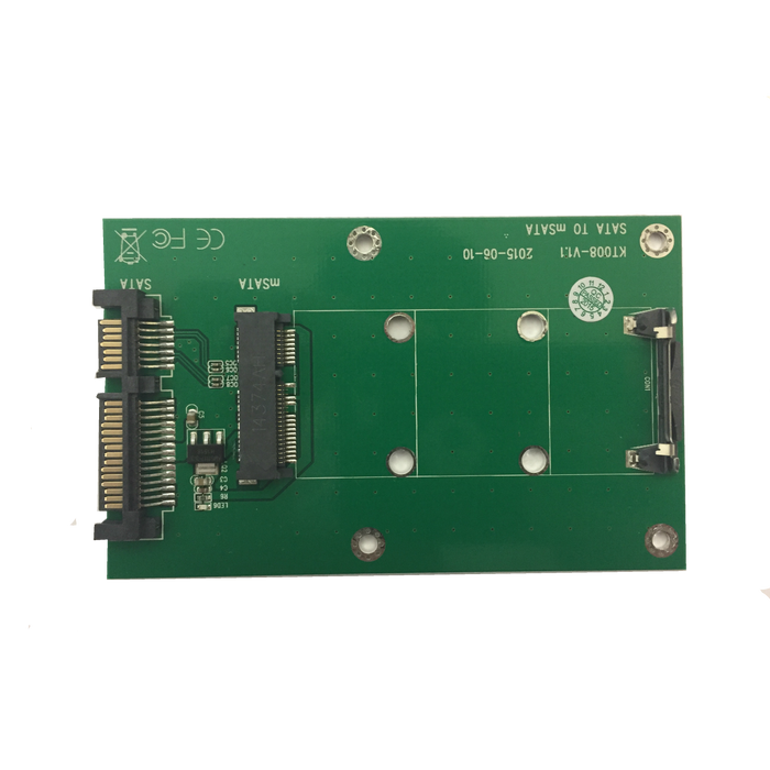 mSATA To SATA Adapter -