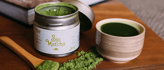 Now Available: At-Home Sip Matcha