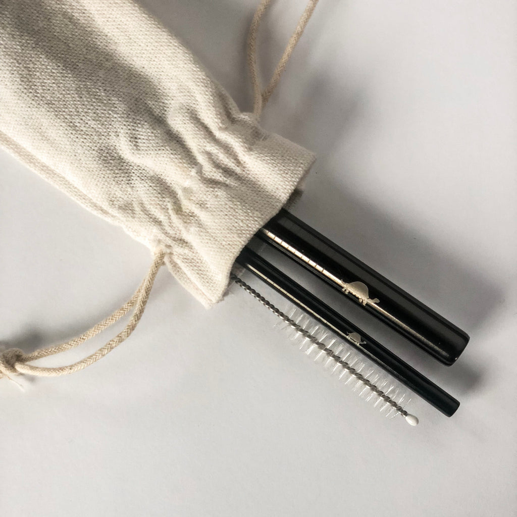 Sip Matcha Reusable Straw Kit (Combo Pack)