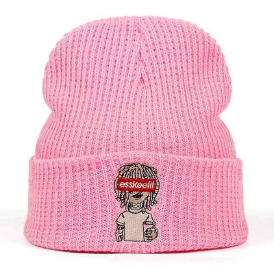 ZavanaStreet Bonnet Lil Pump Rose