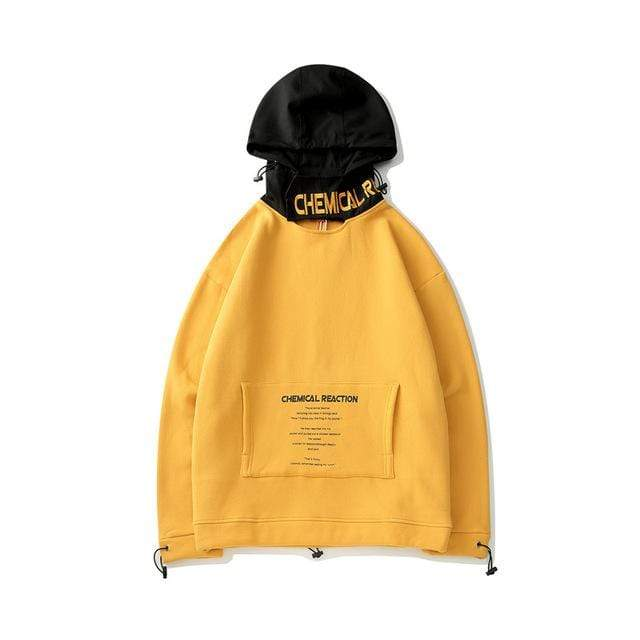 ZavanaStreet Hoodie Chemical Orange / M