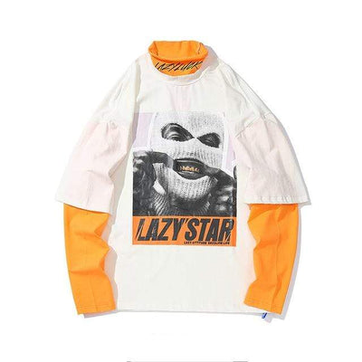 ZavanaStreet Hoodie Lazy Orange / XL