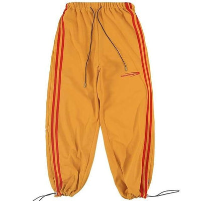 ZavanaStreet Pantalon Nafu Orange / XL