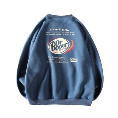 Sweat Dr Pepper