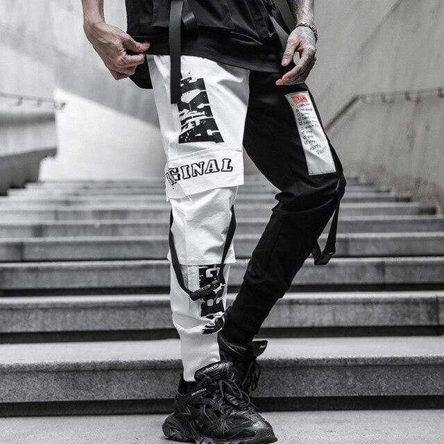 Pantalon Black & White