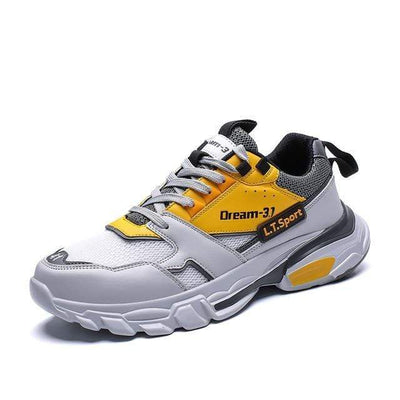 ZavanaStreet Sneakers Hvx Dream Jaune / 39