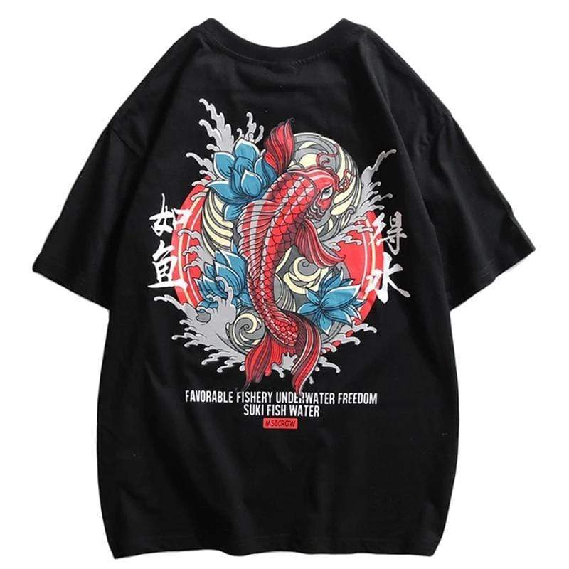 ZavanaStreet T-Shirt Fish