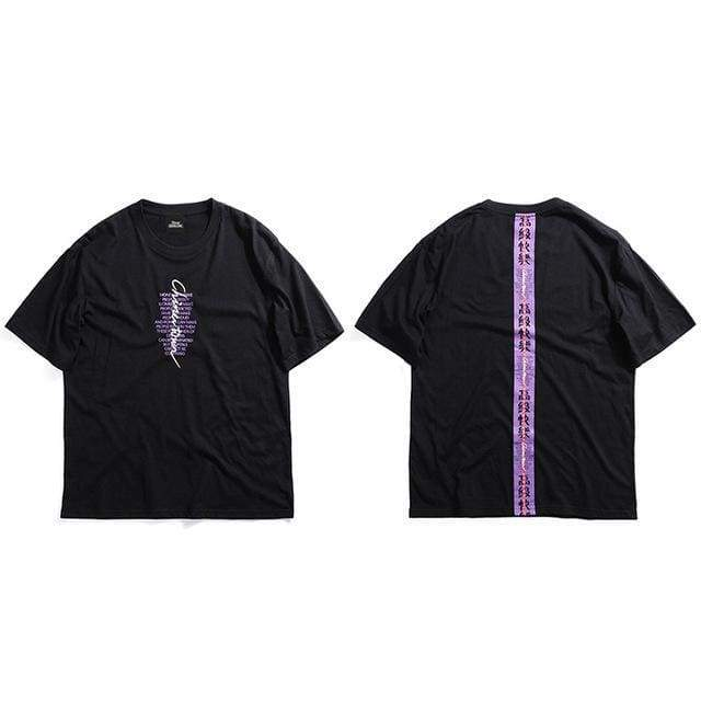 ZavanaStreet T-Shirt Korean