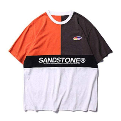 ZavanaStreet T-Shirt SandStone Orange / L