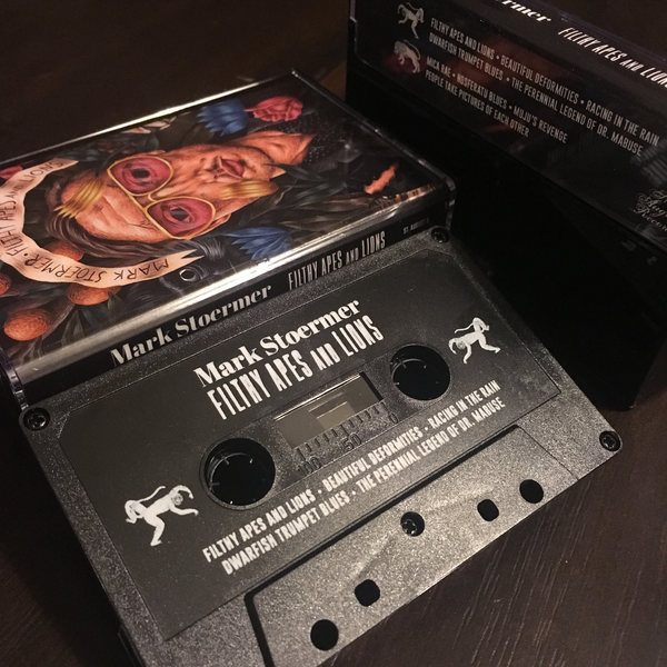 FILTHY APES AND LIONS Tape