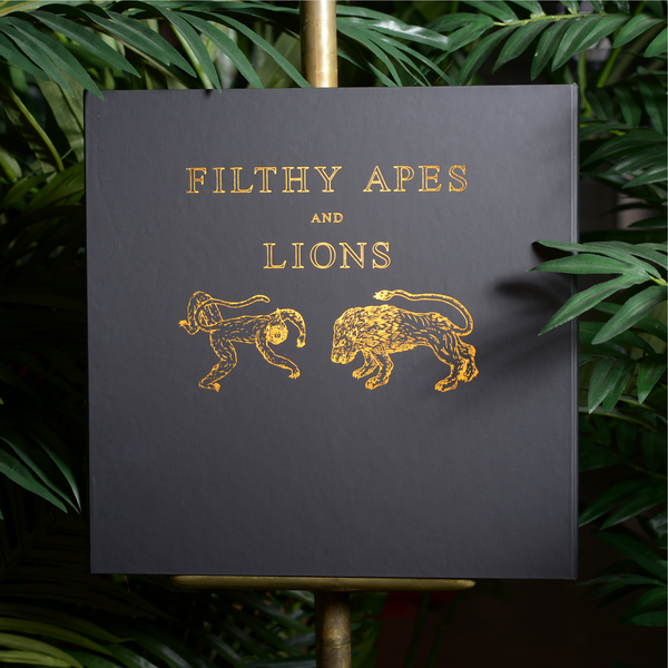 FILTHY APES AND LIONS BOX SET