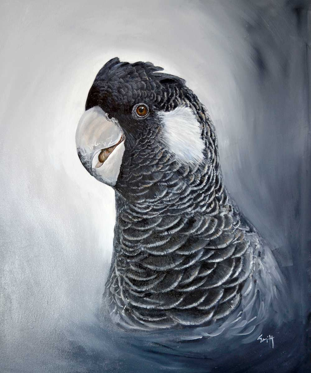 Carnaby's Limited edition print Ian Griffiths World Parrot Trust