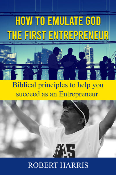 How To Emulate God The First Enterperneur