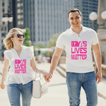 Short-Sleeve Unisex T-Shirt | Pink Yas Movement