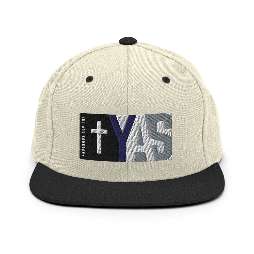 Yas Movement Snapback Hat