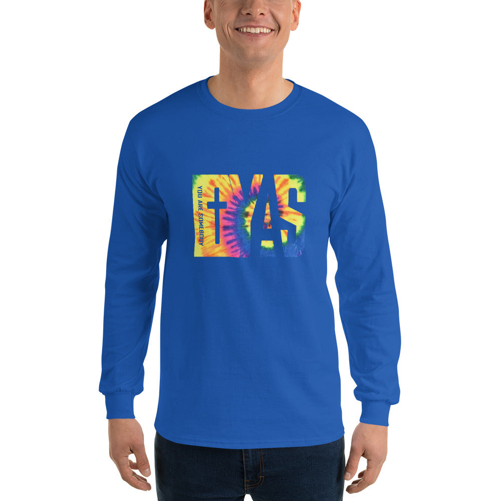 Men's Long Sleeve Shirt | Colorful