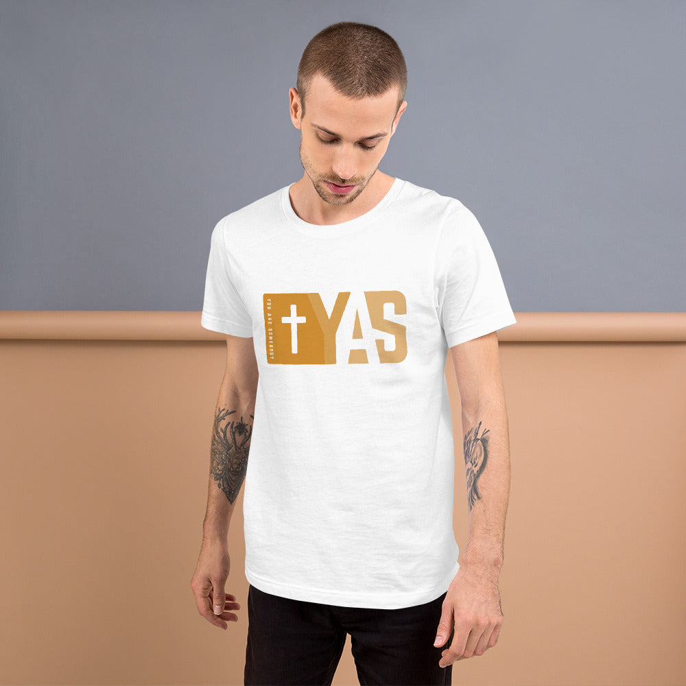 Short-Sleeve Unisex T-Shirt | Gold